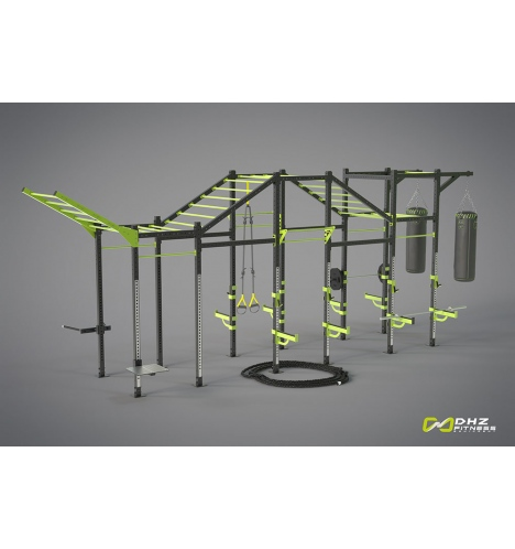 Image of   DHZ Cross Rack Super Tower