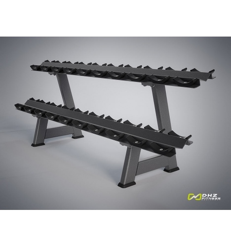 Image of   DHZ Evost I Double Dumbbell Rack