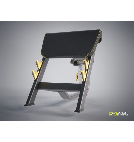 Image of   DHZ Evost I Preacher Curl Bench