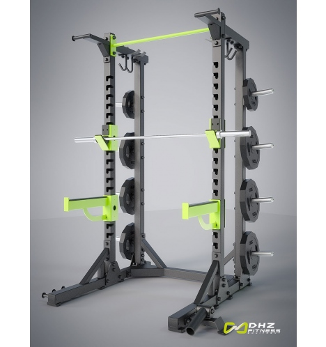 Image of   DHZ Half Rack