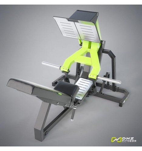 Image of   DHZ Plate Loaded Leg Press