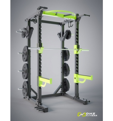 Image of   DHZ Power Rack
