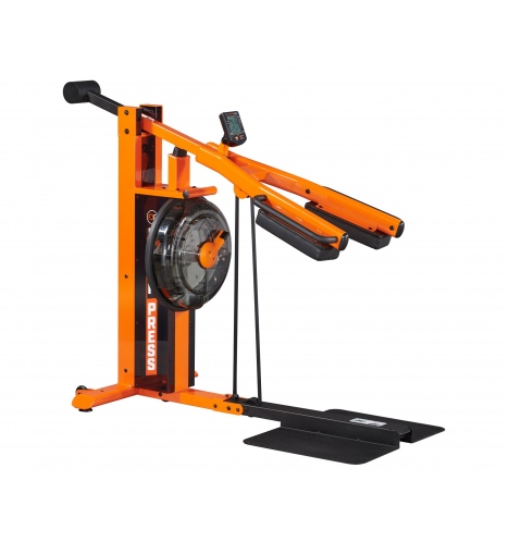 Klik her for at se store billeder af First Degree Power Press Orange
