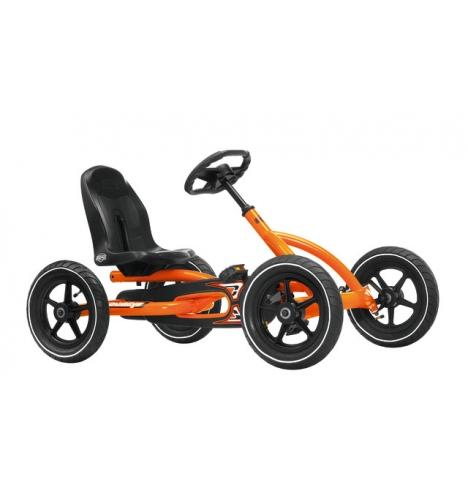 Image of   BERG Buddy Orange Gokart