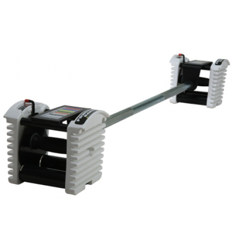 PowerBlock Urethan Straight Bar vægtstang