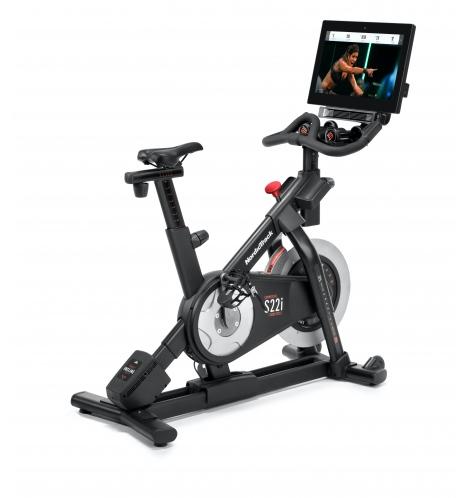 Køb NordicTrack S22i spinningcykel