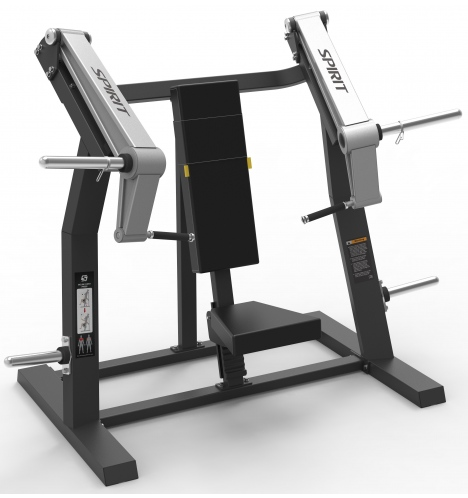 Klik her for at se store billeder af Spirit PL Incline Chest Press