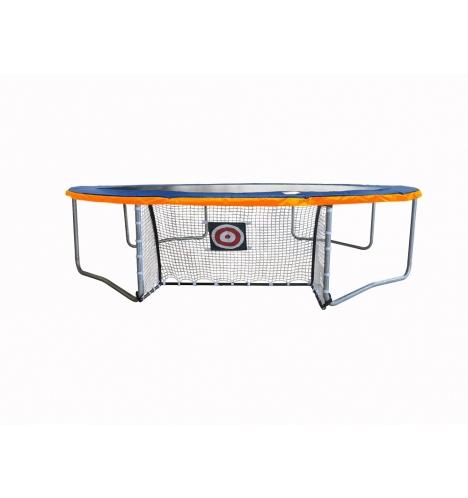 Image of   JumpMaster Fodboldmål til trampolin 365