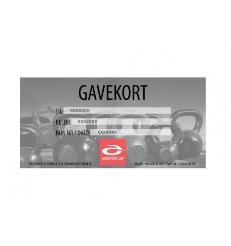 Image of   Gavekort 1000,-