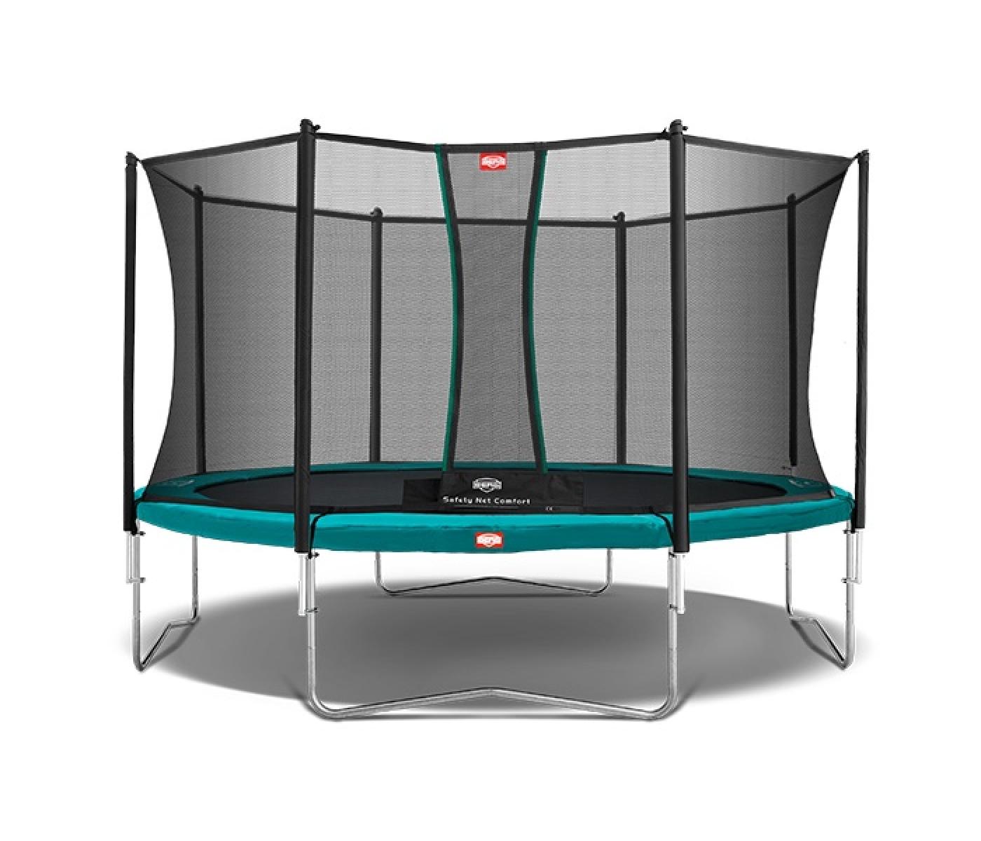 berg favorit trampolin 330 cm inkl comfort sikkerhedsnet. Black Bedroom Furniture Sets. Home Design Ideas