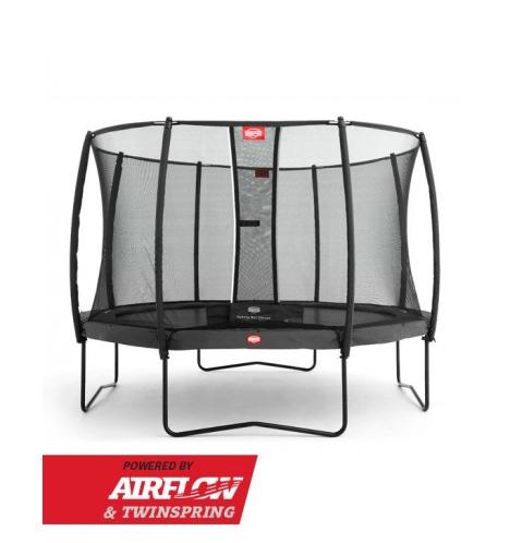 Image of   BERG Champion 330 grå inkl Deluxe sikkerhedsnet
