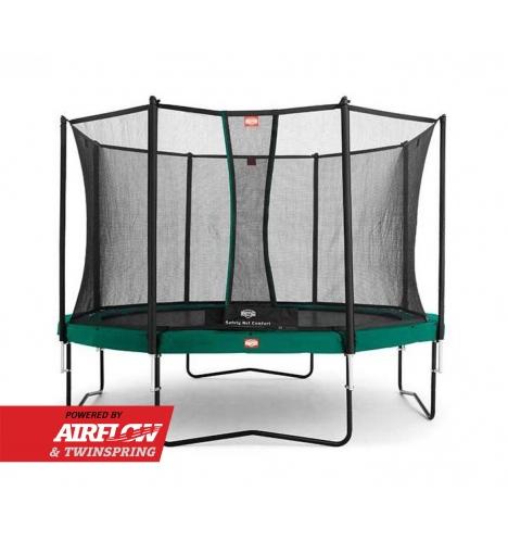 Image of   BERG Champion 380 inkl Comfort sikkerhedsnet