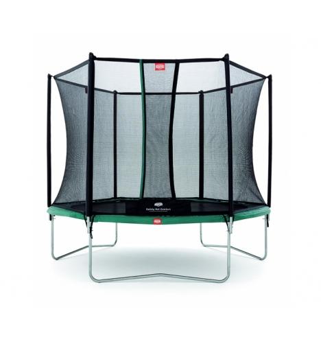 Image of   BERG Talent 240 cm inkl Comfort sikkerhedsnet