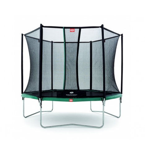 Image of   BERG Talent 300 cm inkl Comfort sikkerhedsnet