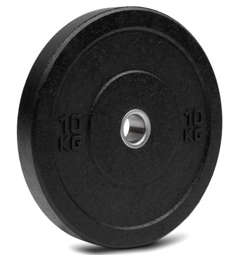 Image of   10 kg. Hi Tech Bumper Plate