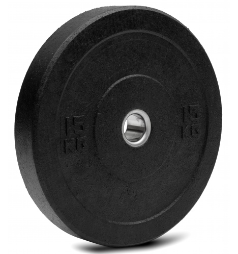Image of   15 kg. Hi Tech Bumper Plate