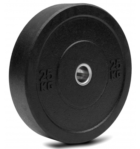 Image of   25 kg. Hi Tech Bumper Plate