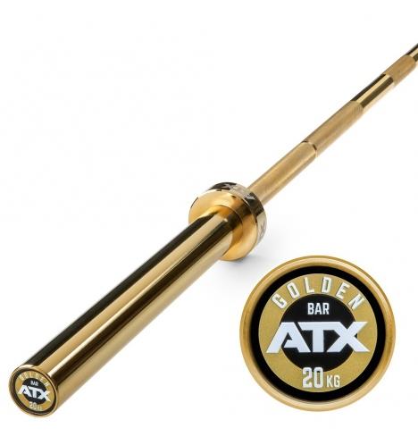 Image of   ATX Golden Bar Olympisk Vægtstang