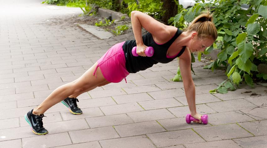 Abilica online   træningsøvelser   5 tips til en aktiv sommer
